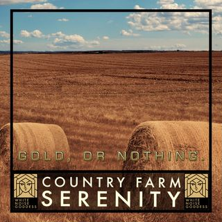 Country Farm Serenity Ambiance | White Noise | ASMR & Relaxation