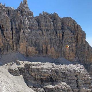 Scalatore vicentino scompare sulle Dolomiti. Morto dopo essere precipitato per 100 metri