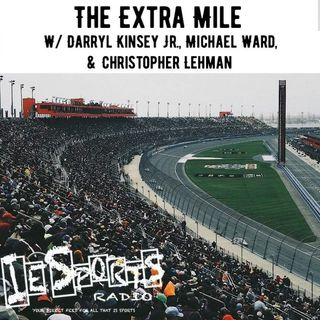 The Extra Mile #169: Lots of News in the World of Racing