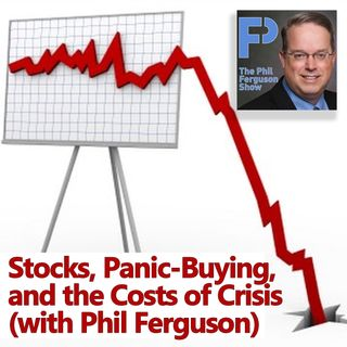 Stocks, Panic-Buying, and the Costs of Crisis (with Phil Ferguson)