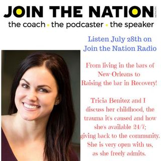 RAISING THE BAR with Tricia Benitez