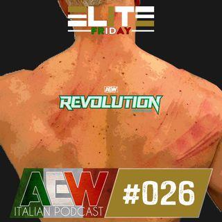 Elite Friday - Episodio 026
