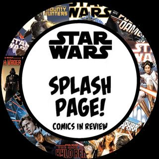 Star Wars Splash Page #177 -- It Says Here