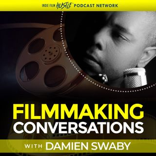 "Ep 74: ""Trying to do projects that are good for the world"" New York Times filmmaker, Dillon Hayes"