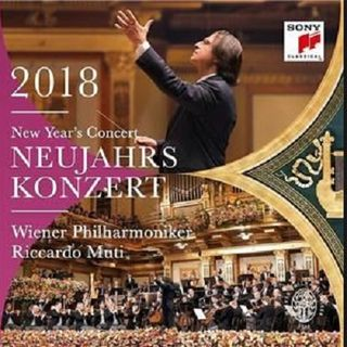 Live from  Vienna ,  NEW YEAR'S DAY CONCERT - conduct RICCARDO MUTI