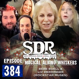 Bebe Buell & Liz Derringer (Rockstar Muses) - Magical Albino Whiskers