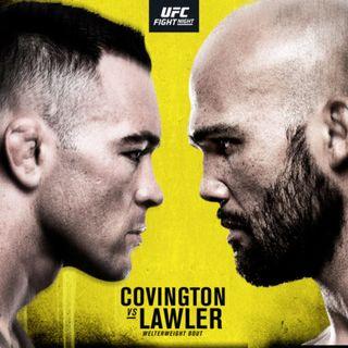 MMA Fight Picks Podcast #UFCNewark