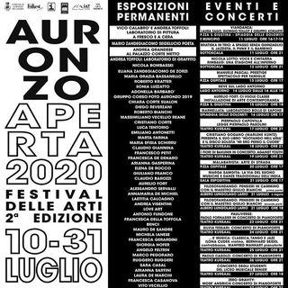 Auronzo Aperta - E20 e CONCERTI