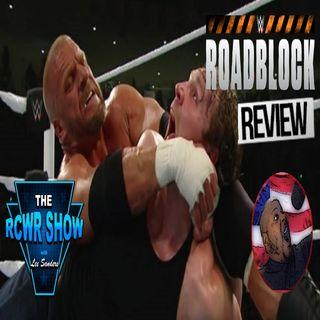 WWE Roadblock 2016 Reaction Show (3-12-16)
