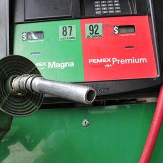 Combustibles tendrán estímulos fiscales