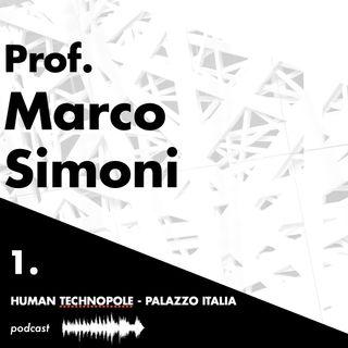 Palazzo Italia | prof. Marco Simoni