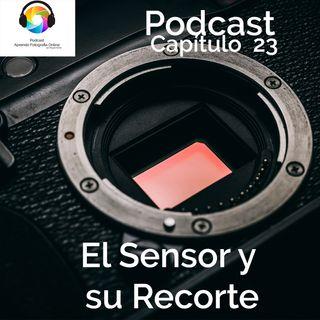 Capítulo 23 Podcast - El Sensor y su Recorte