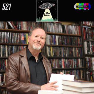 521. Interview: Kevin J. Anderson (author of Ground Zero, Ruins & Antibodies)