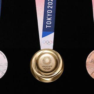 Il luccichio delle Olimpiadi