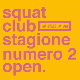 Squat Party del 1 Novembre