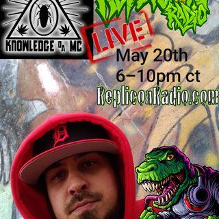 Knowledge da MC 5/20/19 Replicon Radio