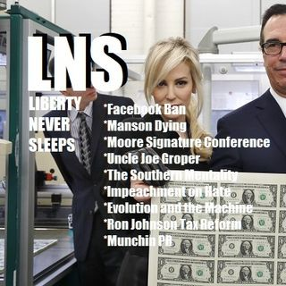 Liberty Never Sleeps 11/16/17 Part 2 Recovered Show