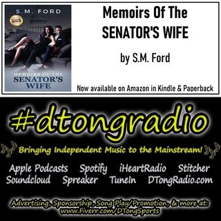#MusicMonday on #dtongradio - Powered by Memoirs Of The Senator's Wife on Amazon Kindle
