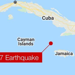 Episode 153 - 7.7 Earthquake Strikes The Coast of Jamaica