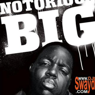 ALL #NotoriousBIG mix by @DJSwaydUSA