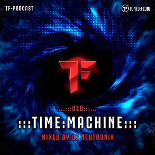 TIME-MACHINE_010_(Mixed by DJ NEUTRONIX)