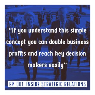001 [ISR] Strategic Relations for Business Profits | LB1