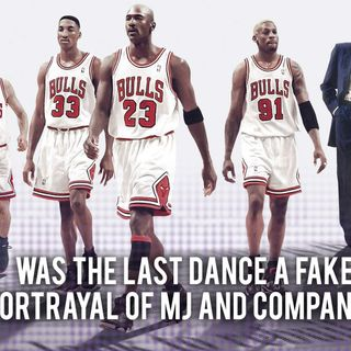 CK Podcast 442: Was the Last Dance a fake portrayal of MJ and company? Kings Top 5 team in history?
