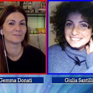 512 - Dopocena con... Gemma Donati e Giulia Santilli - 14.01.2021