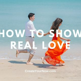 2234 How to Show Real Love