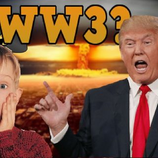 TRUMP GETS PUNKED! THE COMING WW3