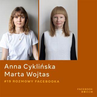 O zdrowiu psychicznym i sile zwykłej rozmowy  - Anna Cyklińska i Marta Wojtas