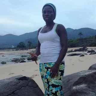 Ep.5 [English] Meet KK, Sierra Leone's first and only female surfer