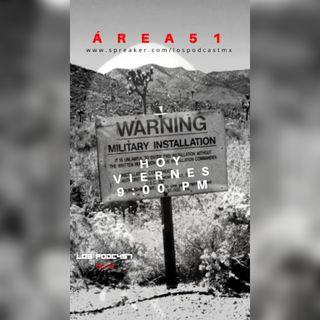 CONSPIRACIONES: ÁREA 51