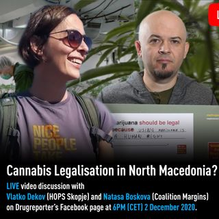 Cannabis Legalisation in North Macedonia?