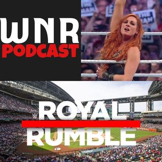 WNR202 WWE ROYAL RUMBLE 2019