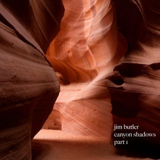 Deep Energy 203 - Canyon Shadows - Part 1 - Music for Sleep, Meditation, Relaxation. Massage, Yoga, Reiki, Sound Healing and Sound Therapy