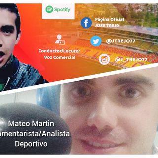 Parte 2 Platicamos De Atlético Morelia Con Mateo Martin