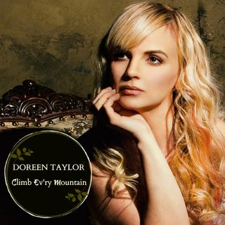 Singer-songwriter Doreen Taylor on Big Blend Radio