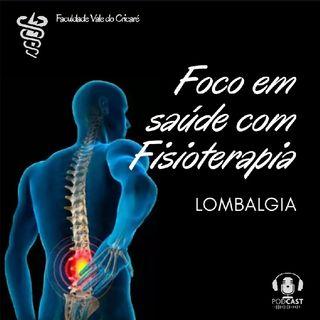 Foco Em Saúde Com Fisioterapia-Lombalgia