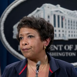 Attorney General Loretta Lynch Implies Some Americans Are An Enemy