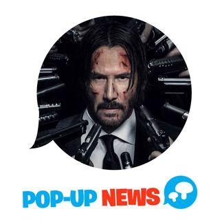 John Wick 4 VS Matrix 4 - POP-UP NEWS