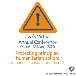 What Risks? (Session 2 - ICVA's Virtual Annual Conference 2020)