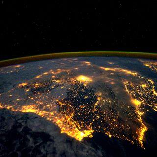 La Puerta Verde- Contaminación Lumínica