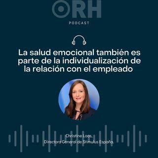 La salud emocional también es parte de la individualización de la relación con el empleado