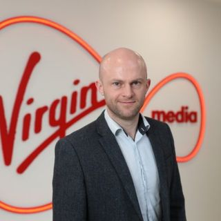 Hot Desk, Virgin Media, Oct 7th