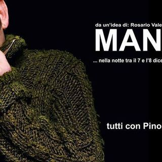 Speciale Pino Mango - Radio Salentina (08-12-2018)