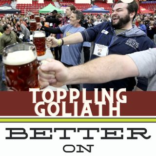 Better on Draft 248 - Toppling Goliath w/ Eric Hild