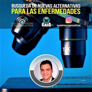 NUESTRO OXÍGENO Alternativas para el manejo de enfermedades - Dr. Nelson Caicedo Ortega