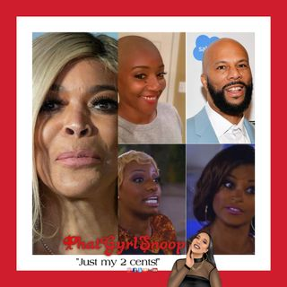 Did Tiffany Haddish and Common Break Up?/Claudia Drags Nene Leakes To Pure Filth! & More Wendy Williams News!