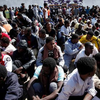 Cold War Radio - CWR#454 Libya: African Migrants Are Being Sold in Open Slave Markets